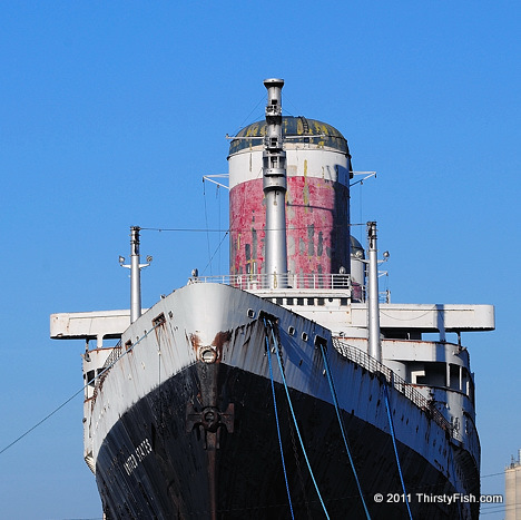 SS United States: The Holder of the Blue Riband