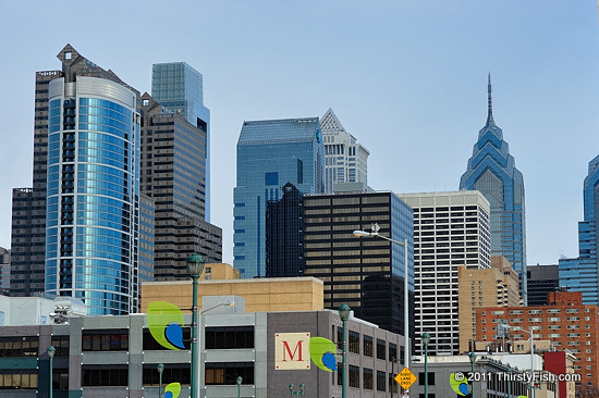 Philadelphia Skyline; Boxy Feeling
