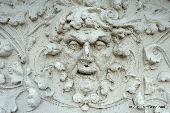 Ornamentations; Keep the Face!