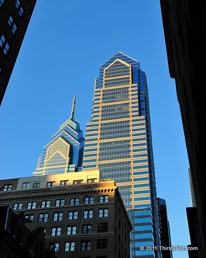 Philadelphia Skyscrapers - The Curse of Billy Penn