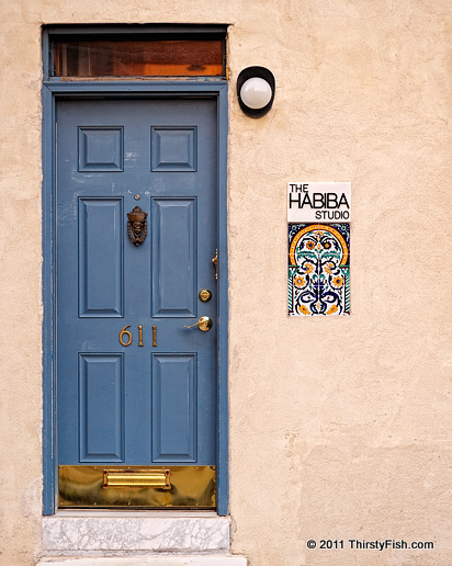 Doors; The Habiba Studio