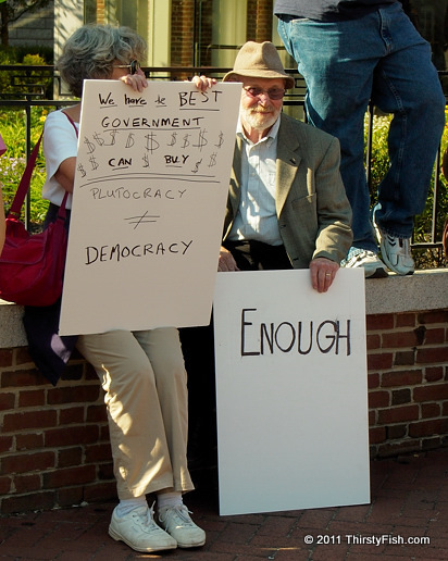 Occupy Philadelphia: Best Government Money Can Buy