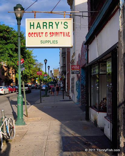 Harry's Occult Shop