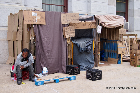 Occupy Philadelphia: This is Real!