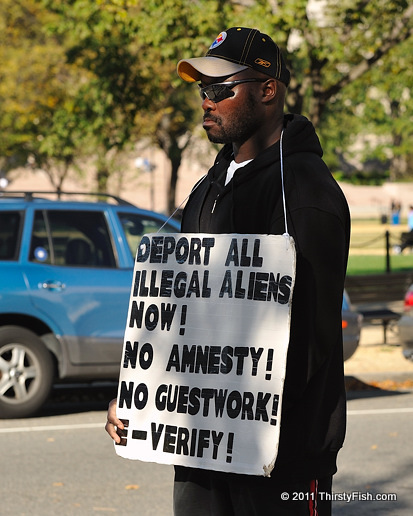 Deport All Illegal Aliens Now?