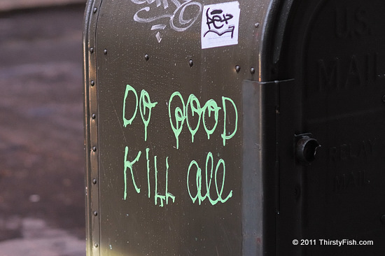 Do Good, Kill All?