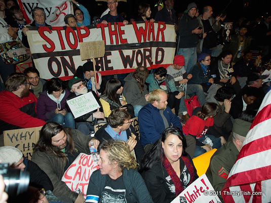 Occupy Philadelphia: Stop The War On The World