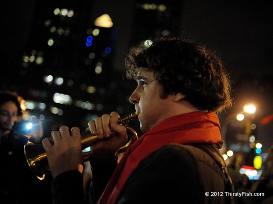 Occupy Wall Street: The Call of the Bugle