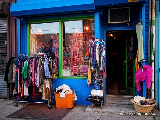 Vintage Clothing - Mom and Pop Stores