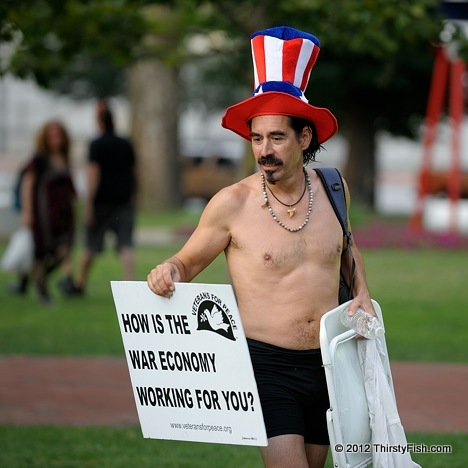 Occupy National Gathering: How is The War Economy Working For You?