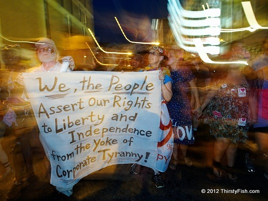 Occupy National Gathering: We The People...