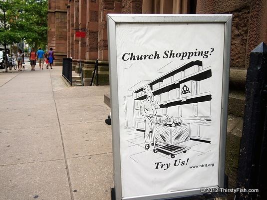 Church Shopping? Try Us!