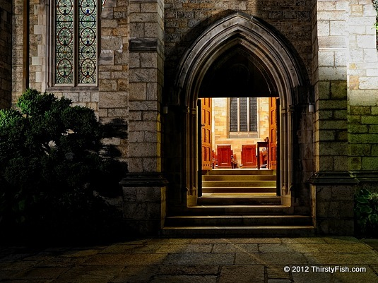 Bryn Athyn Cathedral Door