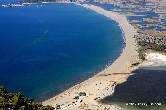 Iztuzu Beach / Dalyan - Thirstyfish