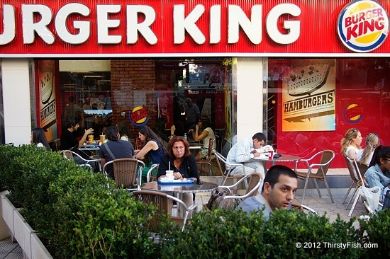 Ankara Burger King