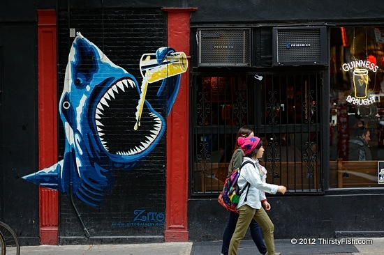 Shark Bar Mural - 732 Posts