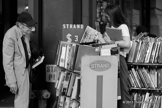 Booklovers At The Strand - Libricide