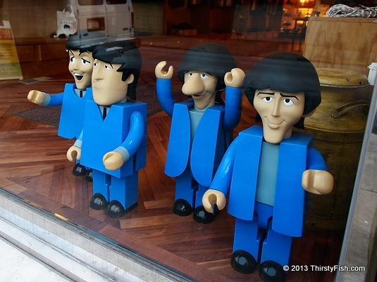 The Window Beatles