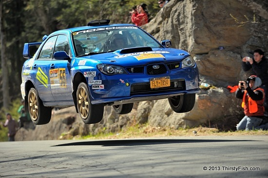 Empire State Performance Rally 2013: FLY