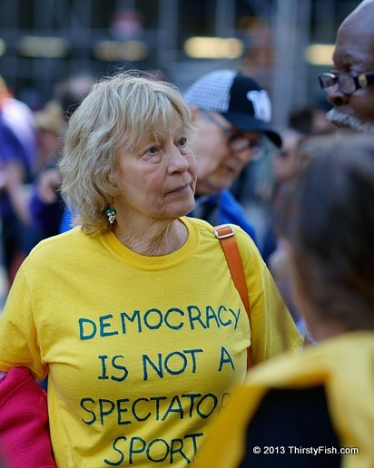 Occupy May Day 2013: Democracy Is Not A Spectator Sport