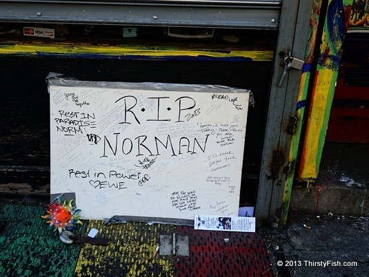 R.I.P. Norman Brown