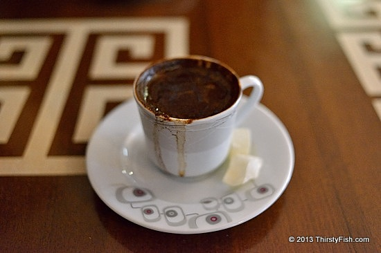 Perfect Cup of Turkish Coffee