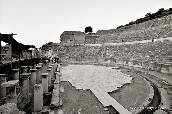 Great Theater At Ephesus - Twitter Ban In Turkey