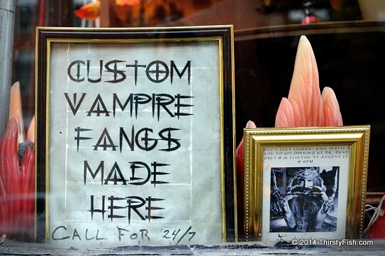 Custom Vampire Fangs 24-7