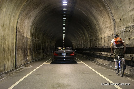 San Francisco Baker Barry Tunnel
