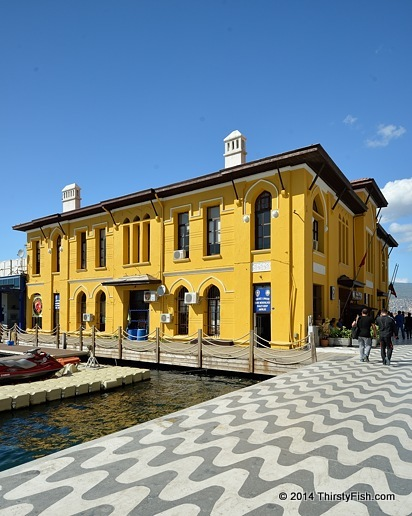 Historic Passport Ferry Terminal, Izmir