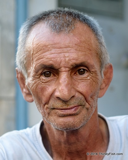 Portrait of an Izmir Man