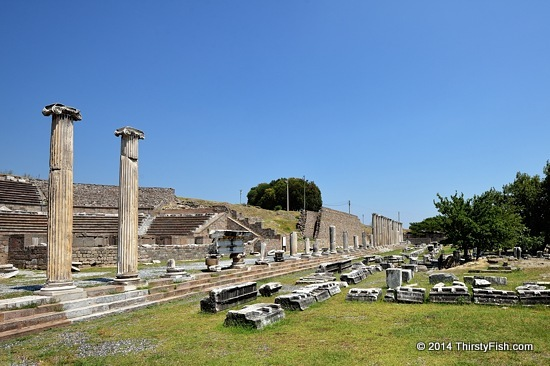 Asclepeion at Pergamon