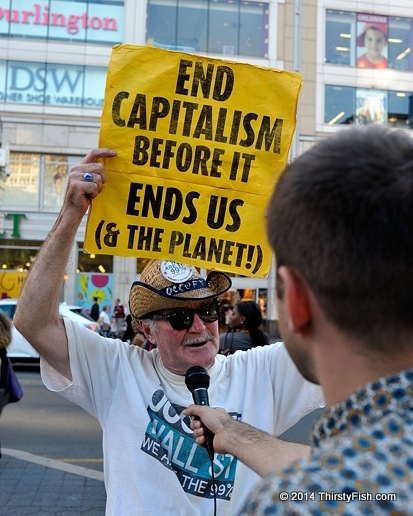 End Capitalism Before It Ends Us & The Planet