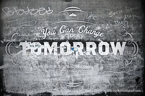 You Can Change Tomorrow