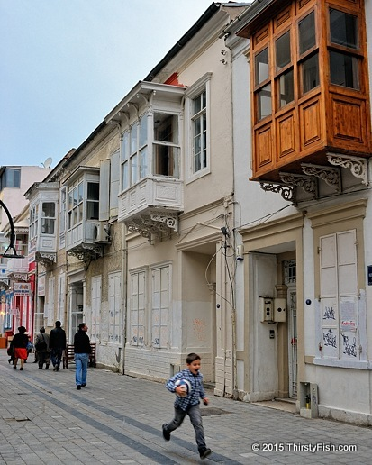 Traditional Izmir Houses