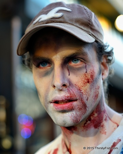 Philly Zombie Crawl, 2015
