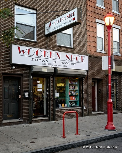 Wooden Shoe: An Anarchist Bookstore