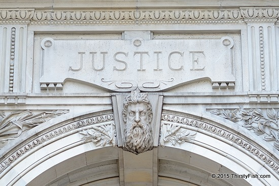 Justice Has an Ugly Beard?
