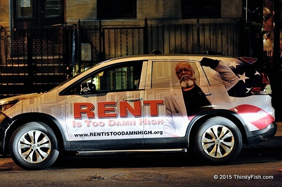 Rent Is Too Damn High!