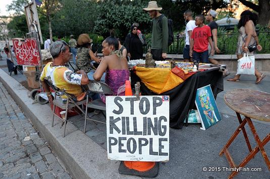 Stop Killing People! - Thirstyfish