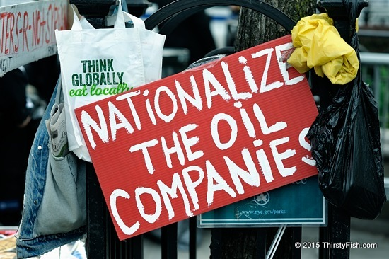Nationalize The Oil Companies?