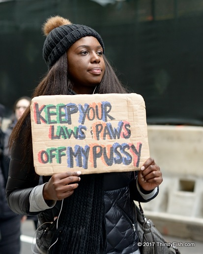 Keep Your Laws & Paws Off My Pussy