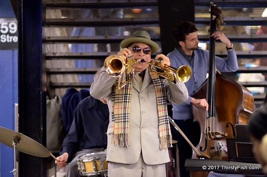 NYC Subway Jazz