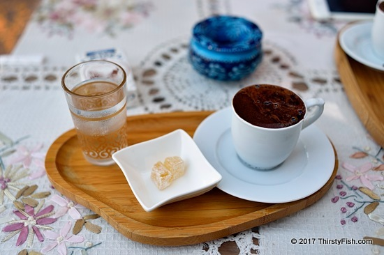 Turkish Coffee, Turkish Delight